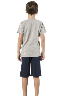 Özkan Underwear - Özkan 31462 Erkek Çocuk Kapri Takım (1)