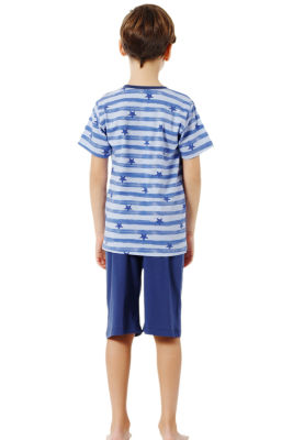 Özkan Underwear - Özkan 31539 Erkek Çocuk Kapri Takım (1)